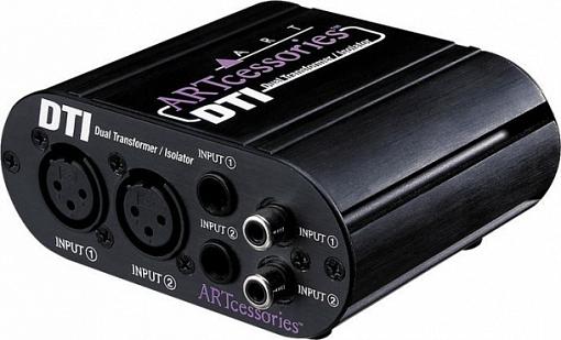 Двухканальный пассивный ART DTI